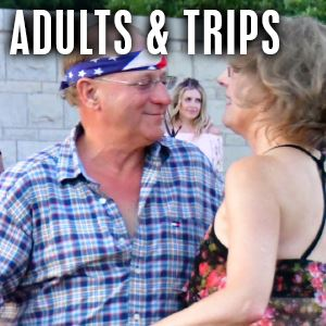 adults and trips