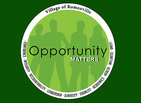 Opportunity Matters NF
