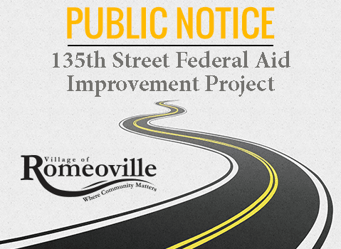 Public Meeting Notice 135th St Project
